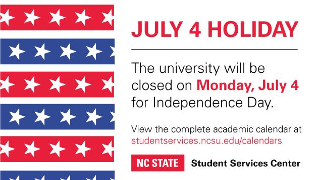 Ncsu Academic Calendar.Nc State Student Billboards On Behance