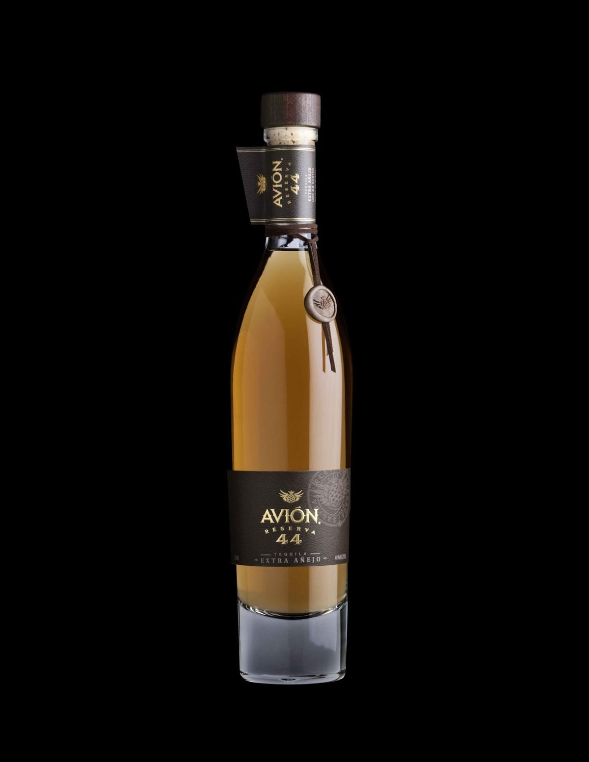 Avion Reserva 44 Tequila On Behance