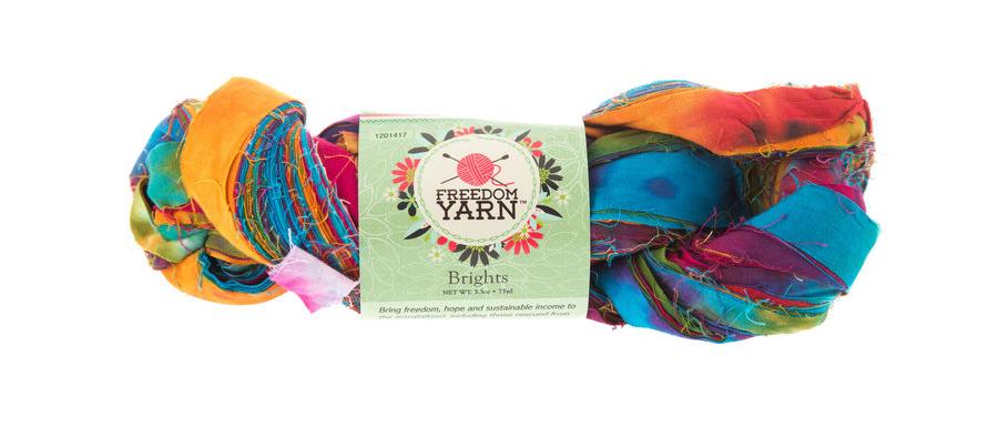 Freedom Yarn Label on Behance
