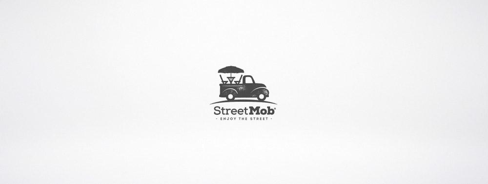 food truck, food, van, truck, trend, grey, design, vintage,