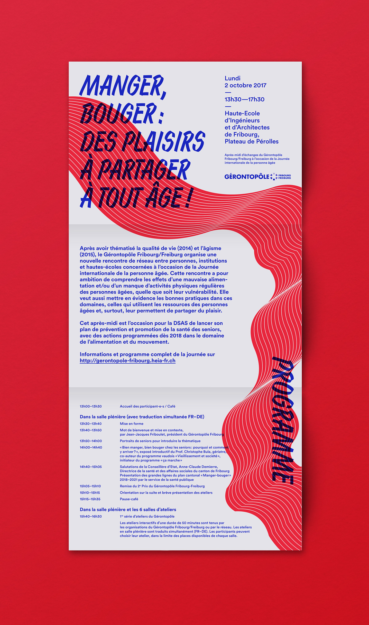 Programm,Health,Association,red,blue,typography  ,neon colors