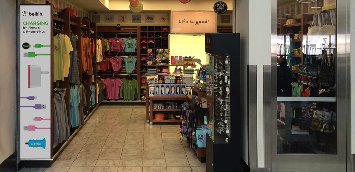 in-store Display