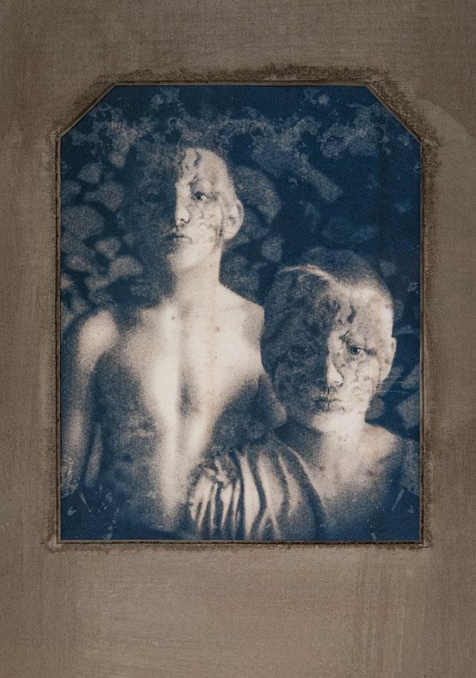 analog photography cyanotype Alternative Photographic Processes digital image processing