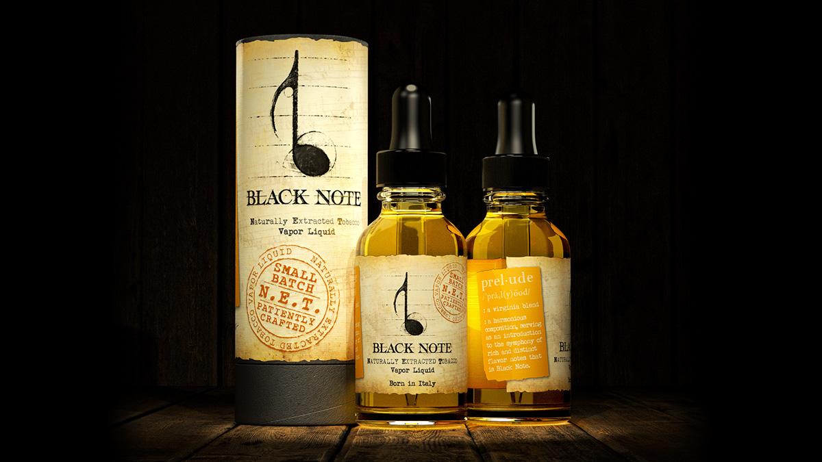Black Note on Behance