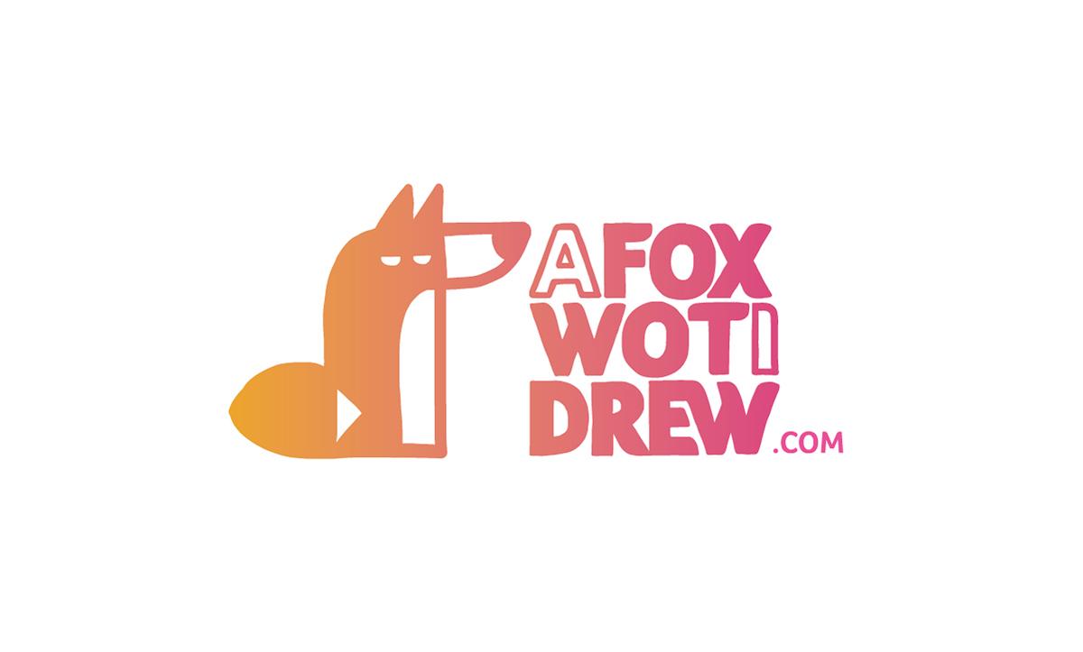 A Fox Wot I Drew Identity