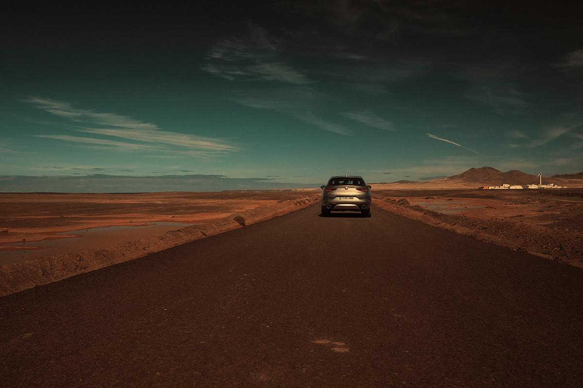 Wild Alfa a photography project of an Alfa Romeo by Ruben Alvarez.