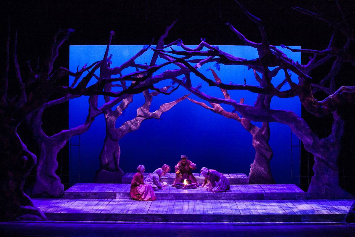 What Is A Ground Plan In Set Design