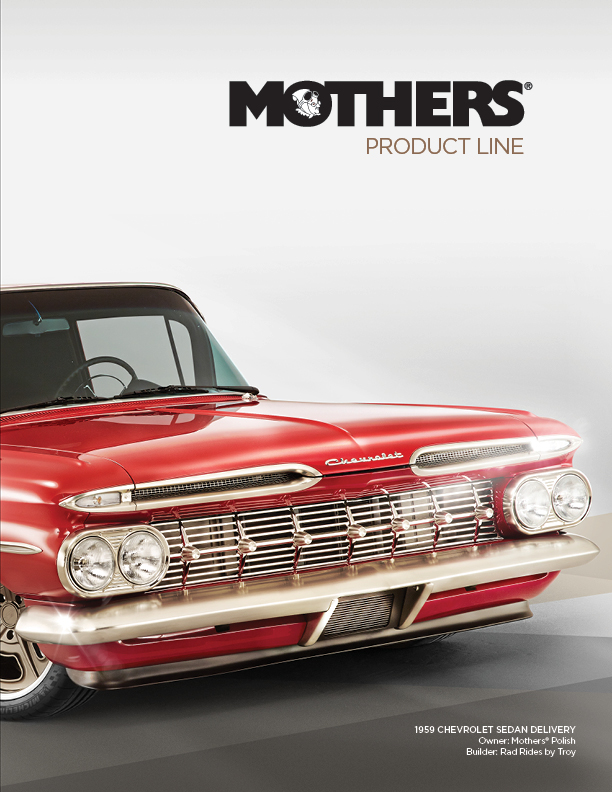 Mothers Car Care >> 2016 Mothers Car Care Catalog On Behance