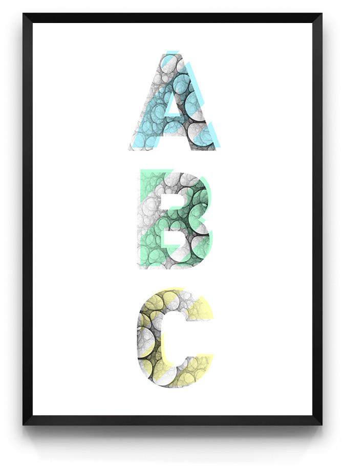 ABC Personal Illustration