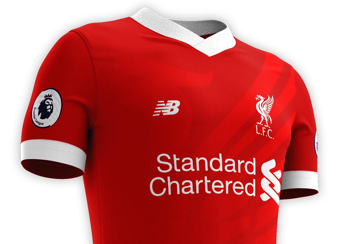 LFC Mens Elite Home Shirt 17/18 | Liverpool FC Official Store
