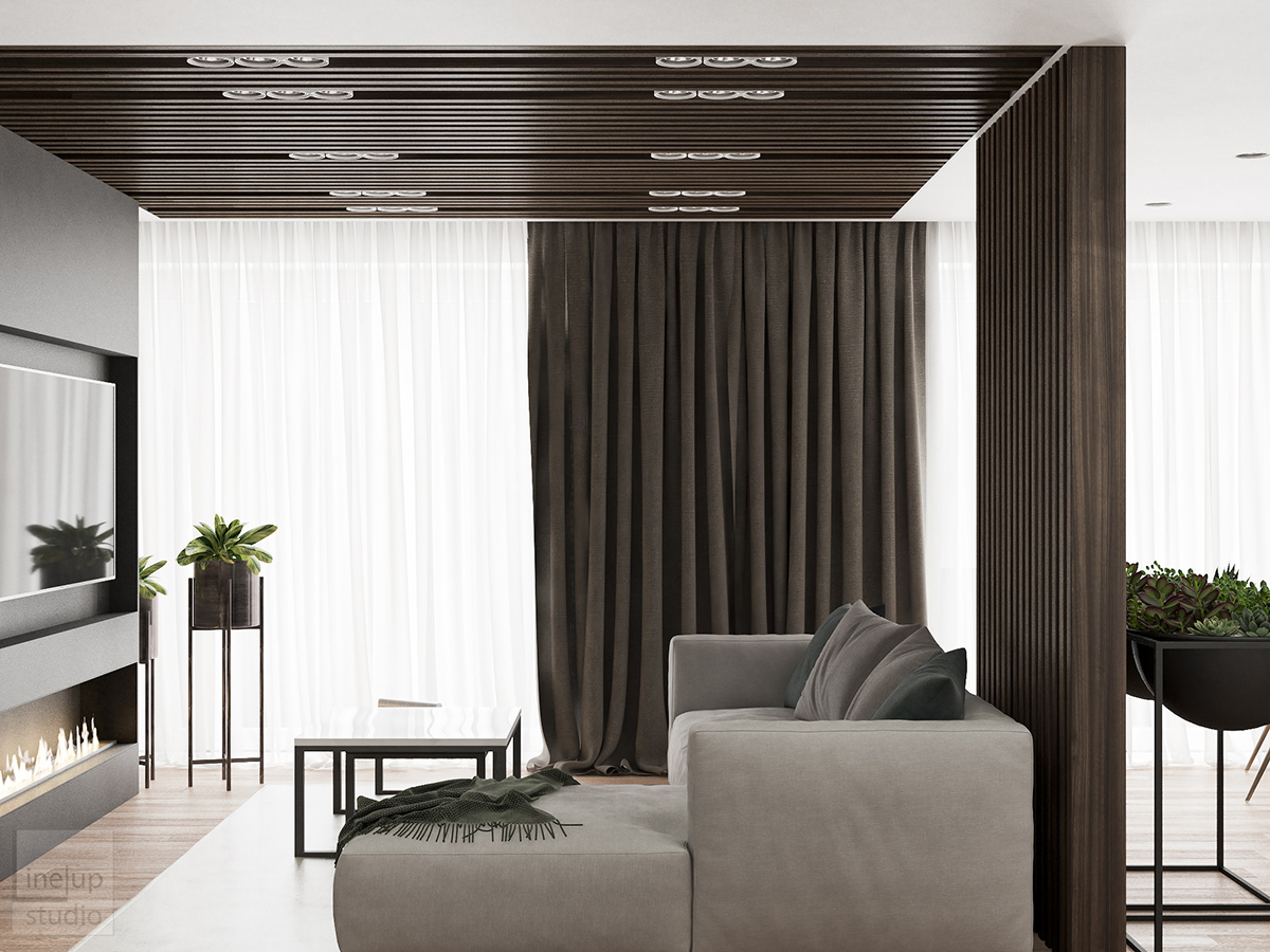 Interior design Project cracow poland 3dsmax vray