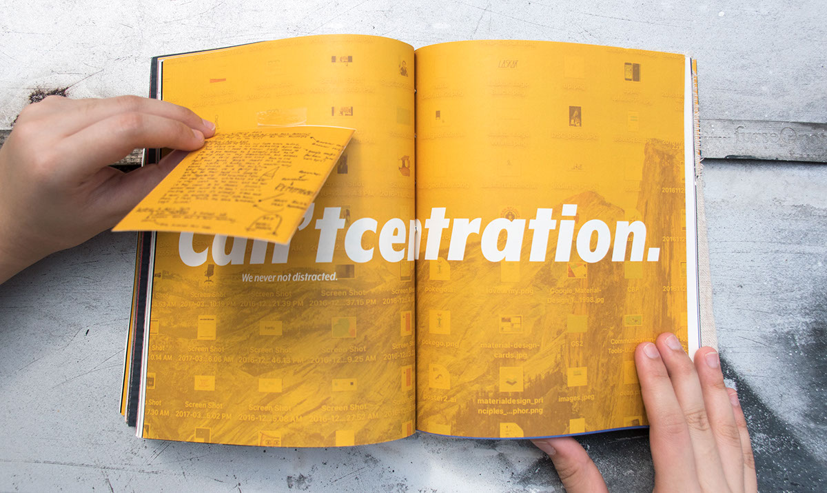 book publication Interent internet safety editorial typography
