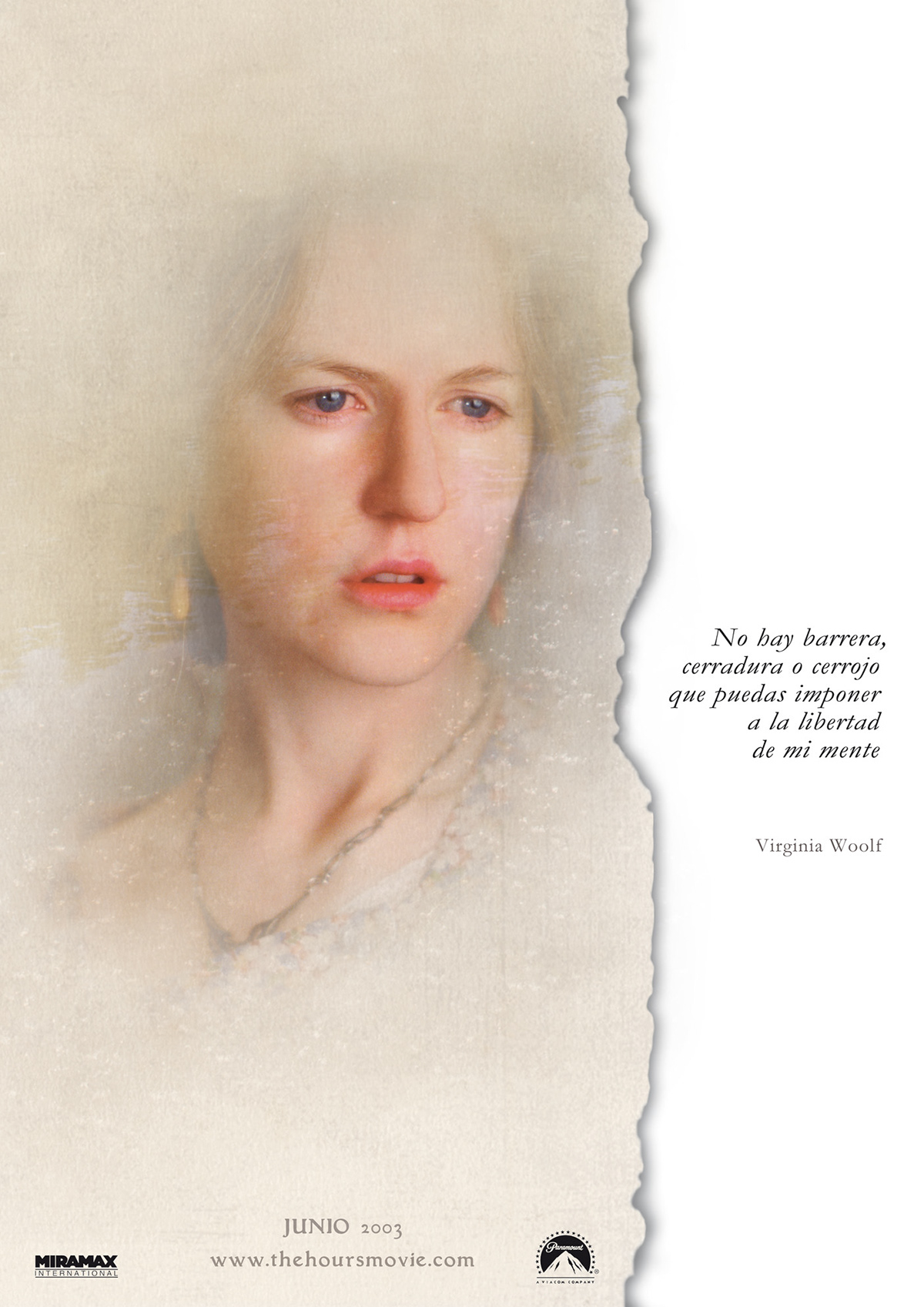 poster Movies movie the hours