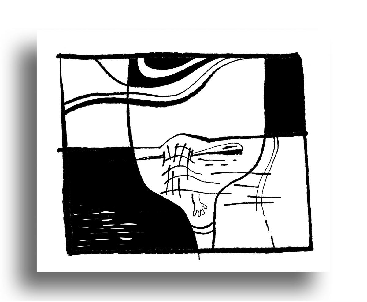 artwork beauty bw Digital Art  Drawing  drawingstyle grafik ILLUSTRATION  posters