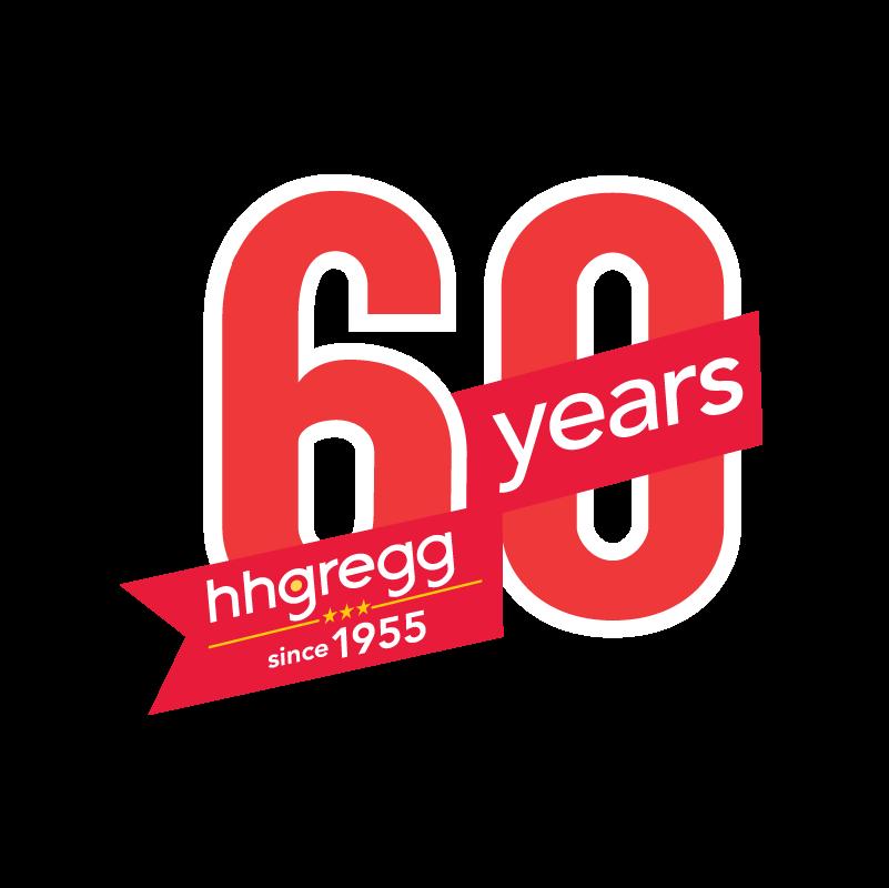 60th Anniversary Logo Ideas For Hhgregg On Behance