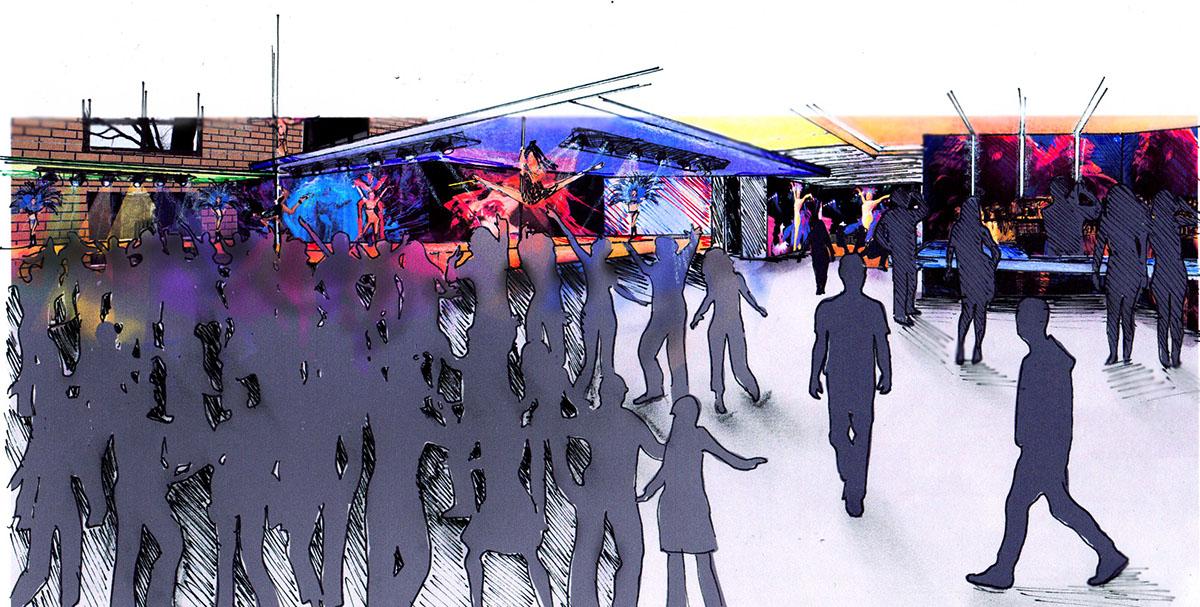 Adobe Portfolio world pride Toronto church wellesley village Gay Bar drag queen youth outreach