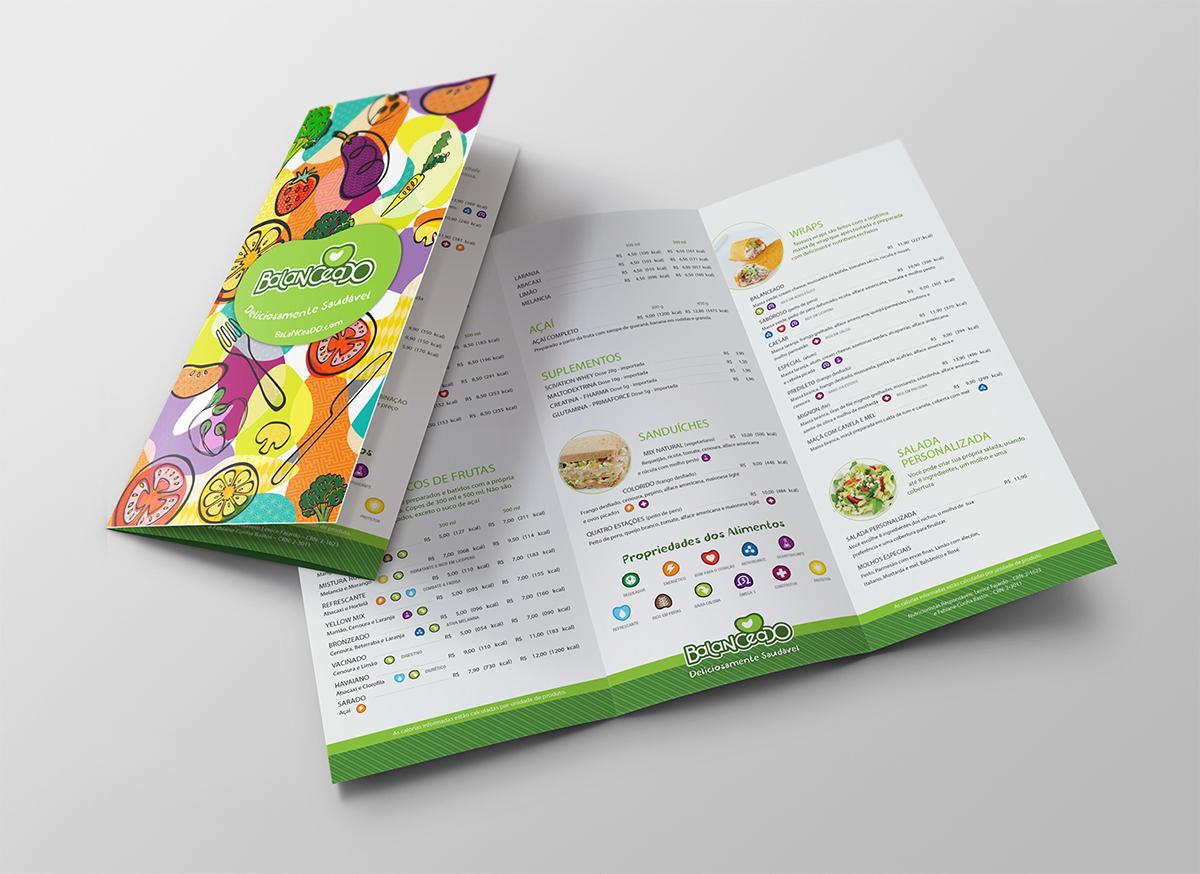 marca ponto de venda PDV embalagem package design  BALANCEADO material gráfico promocional material promocional Hiperdesign material institucional institucional Sinalização
