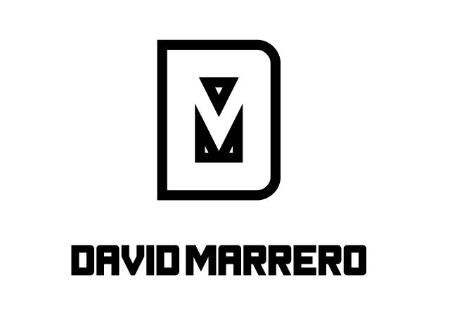 logo,logotipo,david,marrero