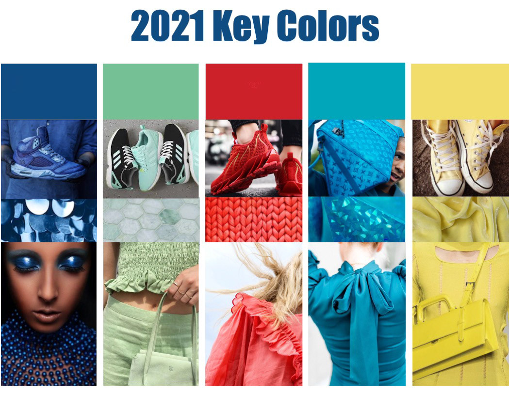 5 Color Trends on Behance