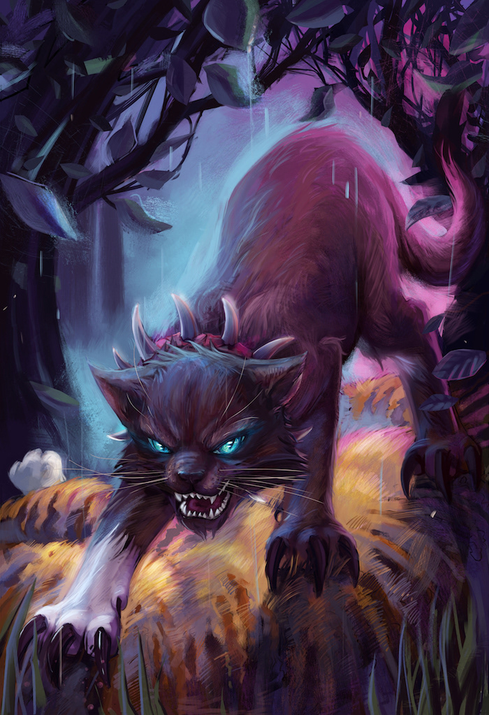 Warriors Cats | covers on Behance
