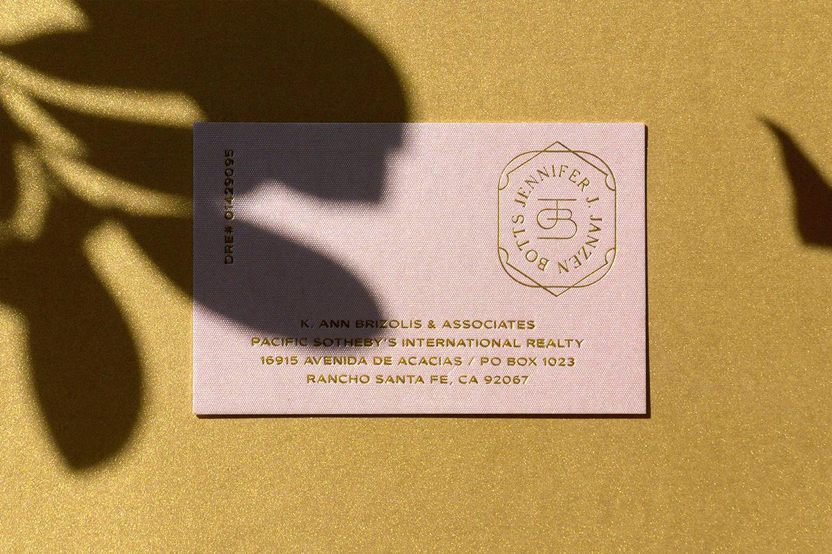 luxury realestate residential jennifer Sandiego pacificshotebys gold hotfoil agent mubien
