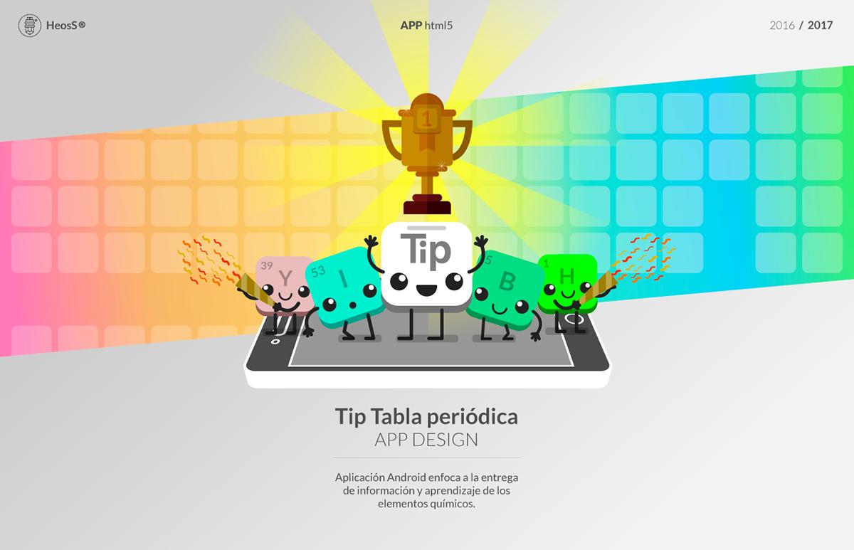 App html5 tip tabla peridica on pantone canvas gallery app html5 tip tabla peridica urtaz Images
