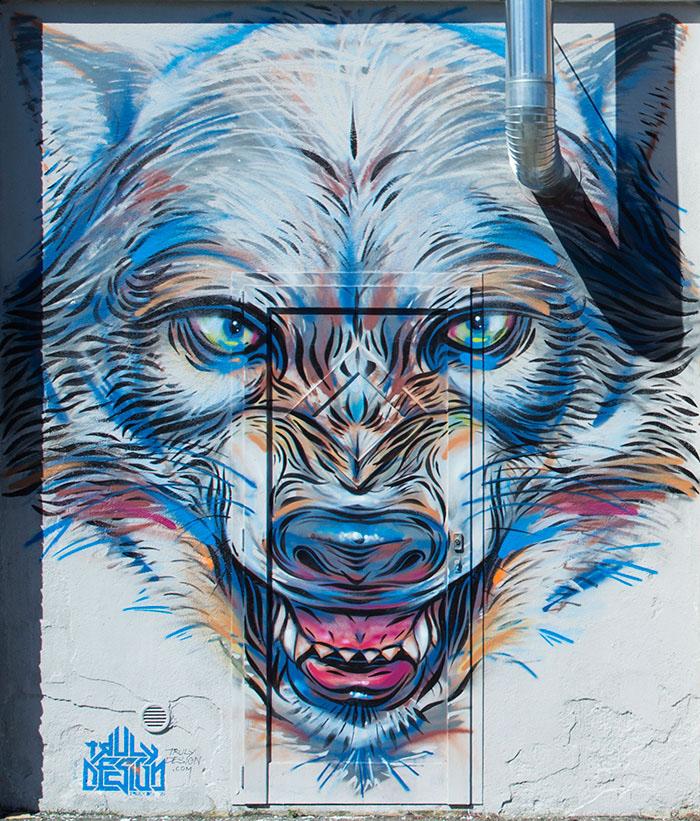 Street Paintings Graffiti On Behance