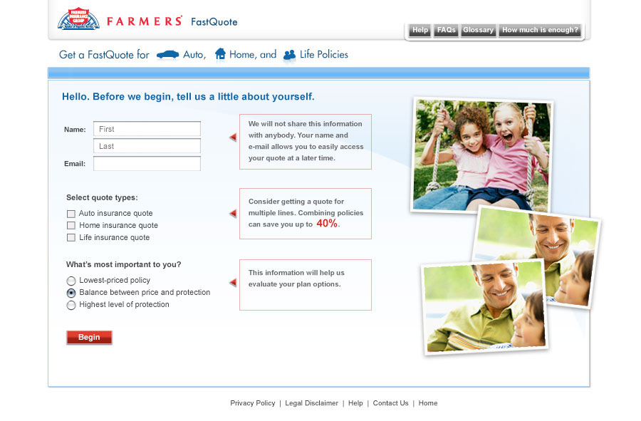 Farmers Insurance Quote Endearing Kc Slagle