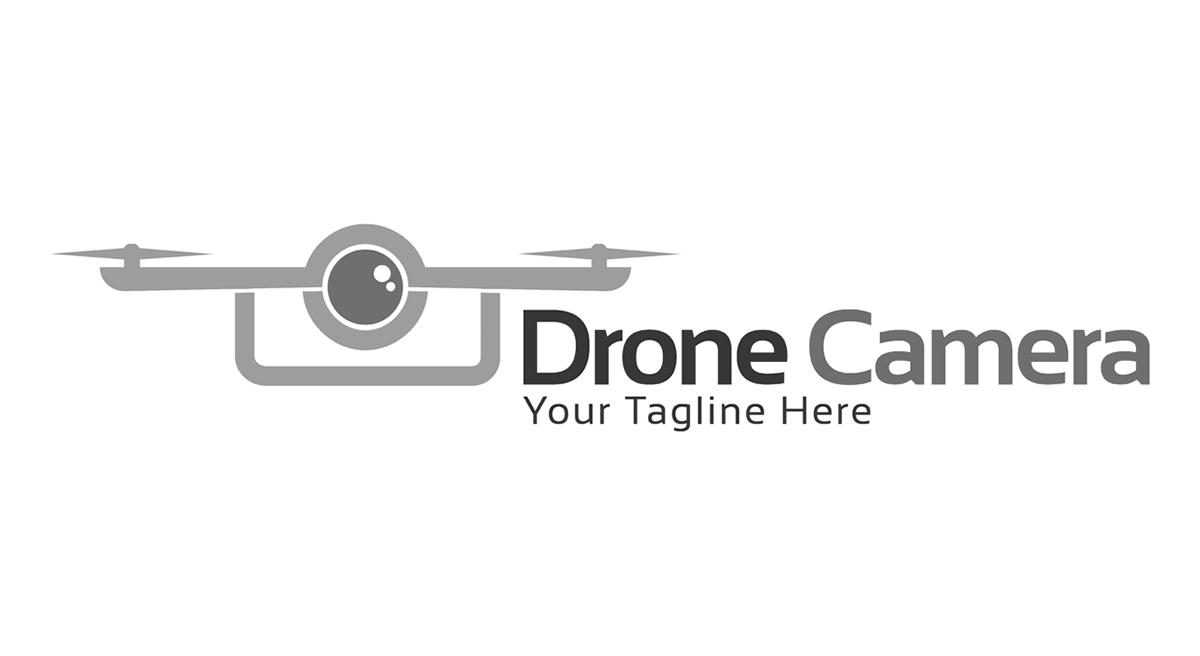 drone camera movie produktion maker studio elegant modern spy logo template graphicriver envato