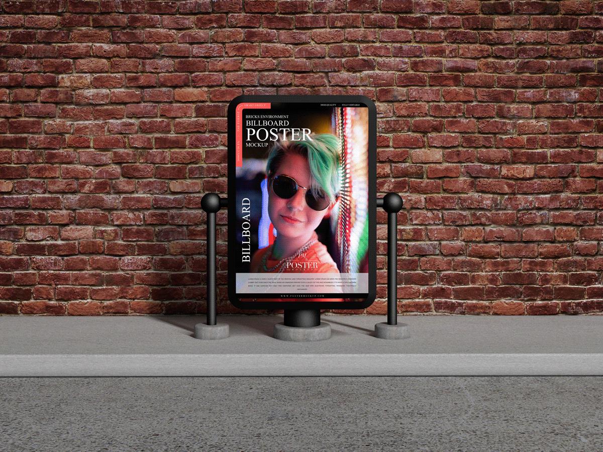 Flyer Design free mockup  freebie Mockup mockups poster Poster Design Poster Mockup poster mockup free template