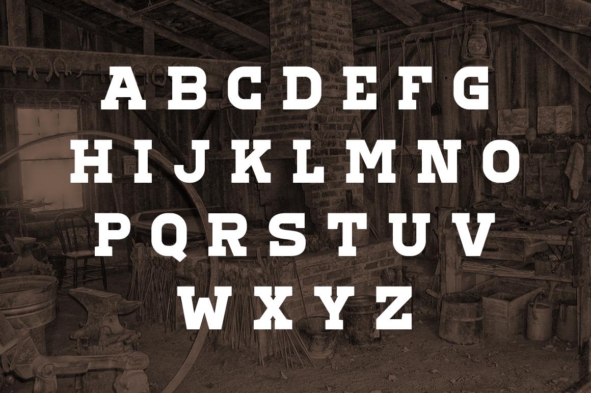 corduroy slab serif font Free font freebie Typeface Thick bold Heavy hard working
