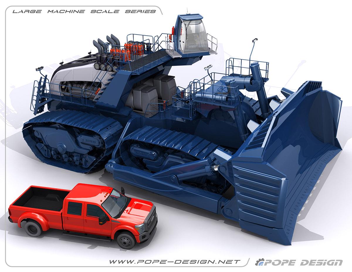 prototipo nuovo dumper minerario avvenieristico 7ceab332532777.568963250a017