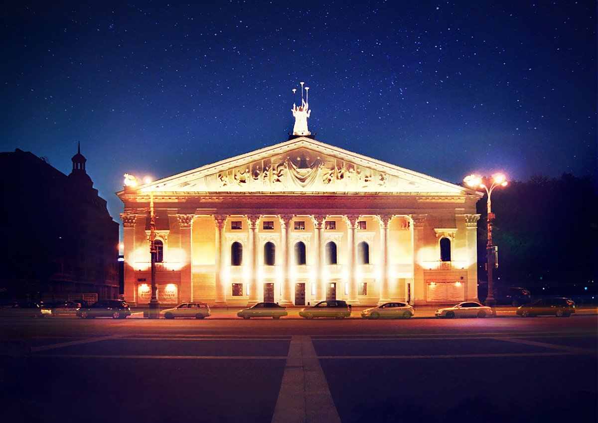 Voronezh: a selection of sites