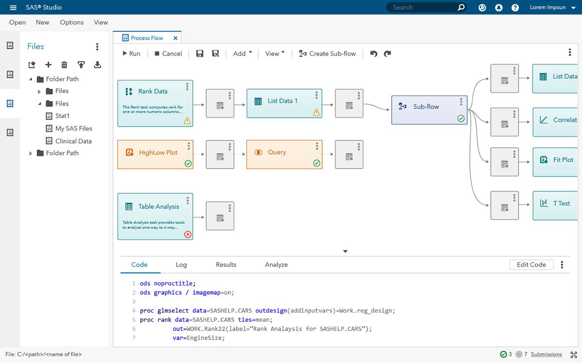 software UI design