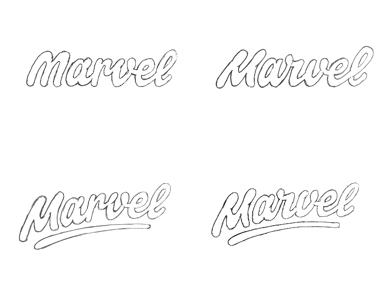 Logo Design Process: Marvel, a Prototyping and Collaboration Tool