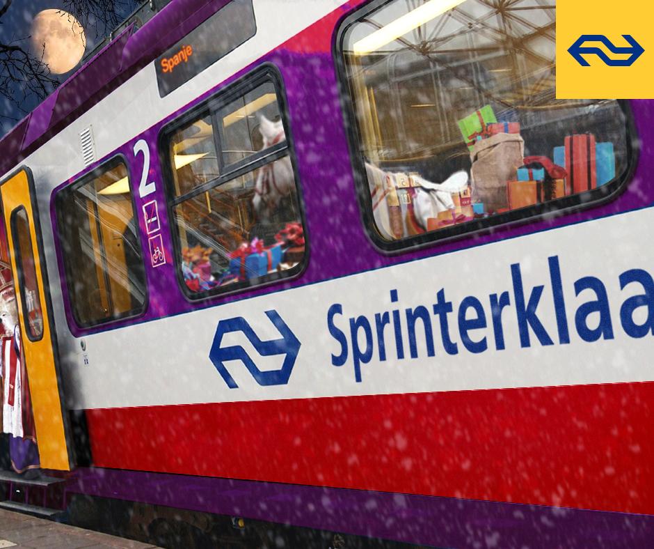 nederlandsespoorwegen NS photoshop Socialmedia facebook train