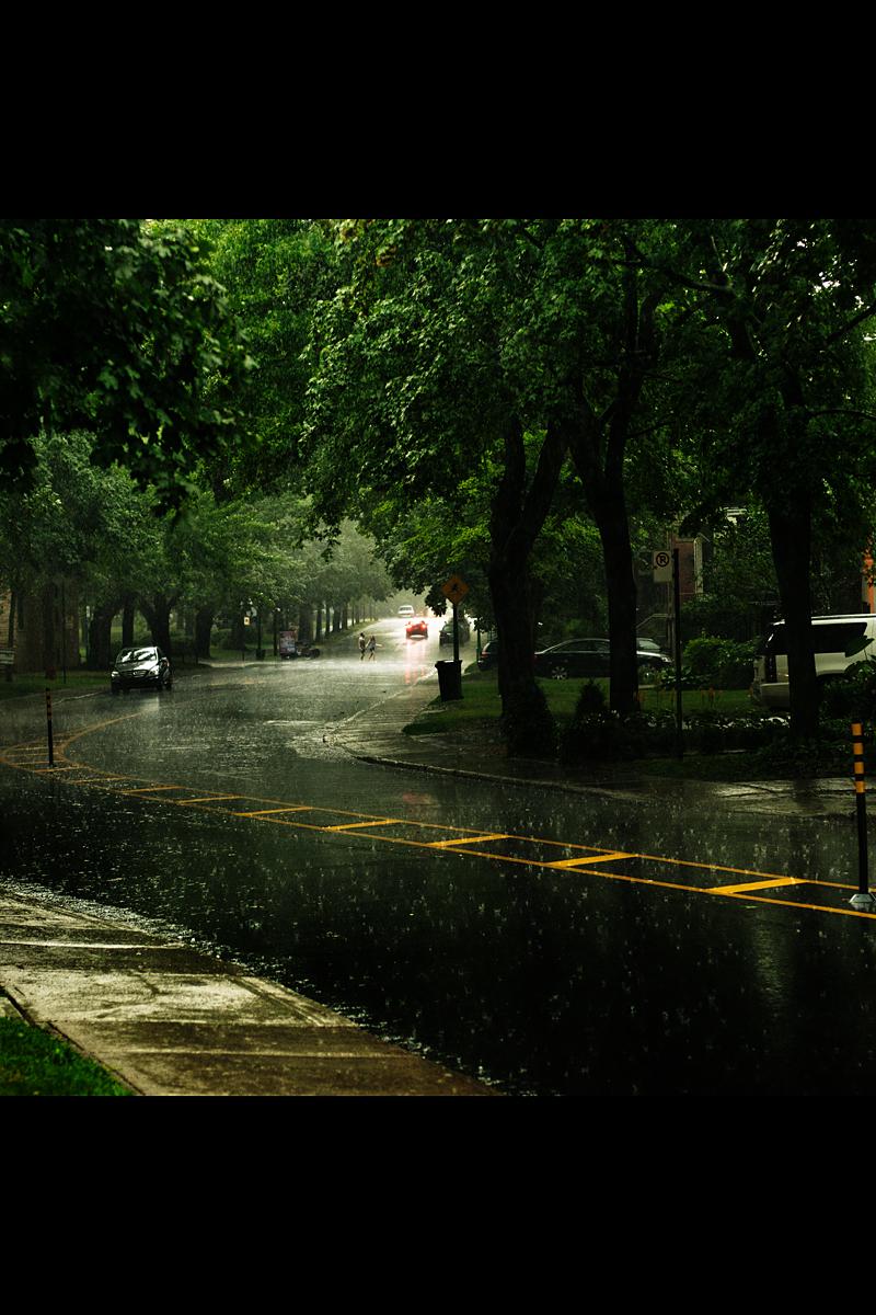 "Montreal ""early sunday morning"" Canada ville Street Quebec ""julien coquentin"" snow winter season autumn city rain"