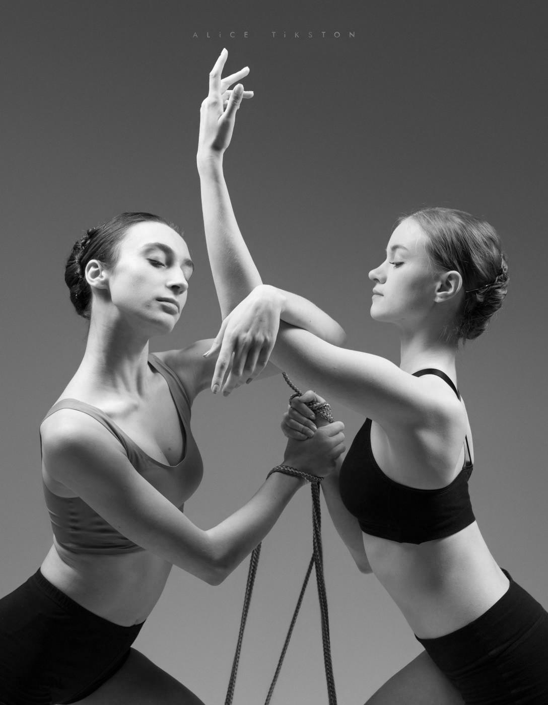 Nackt balett