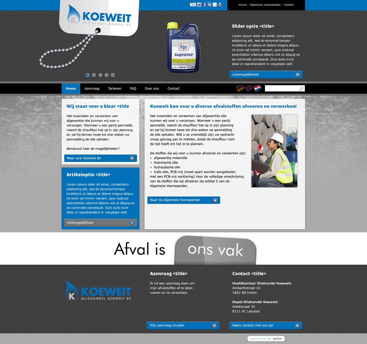 Website Webdesign