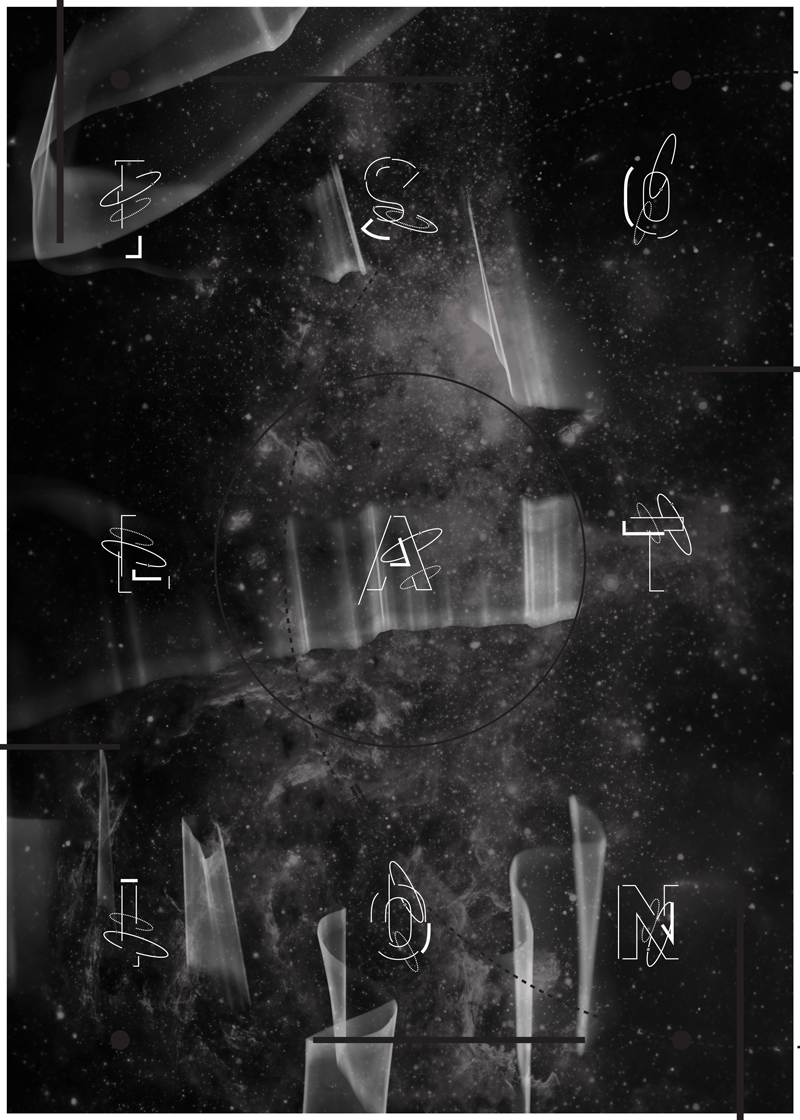 international space station iss lettering Space  Isolation AWE outer space carl sagan iPad DPS Digital Publishing adaa_2015 adaa_school western_washington_university adaa_country united_states adaa_digital_publishing