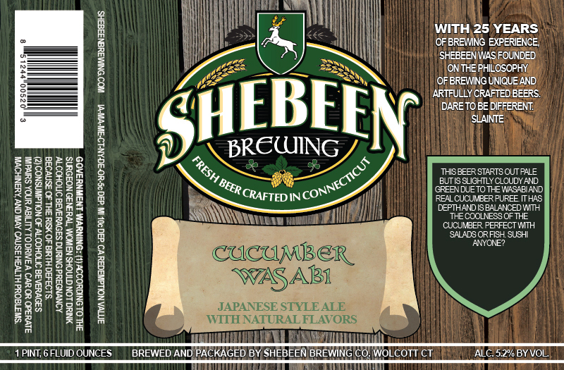shebeen,brewery,labels