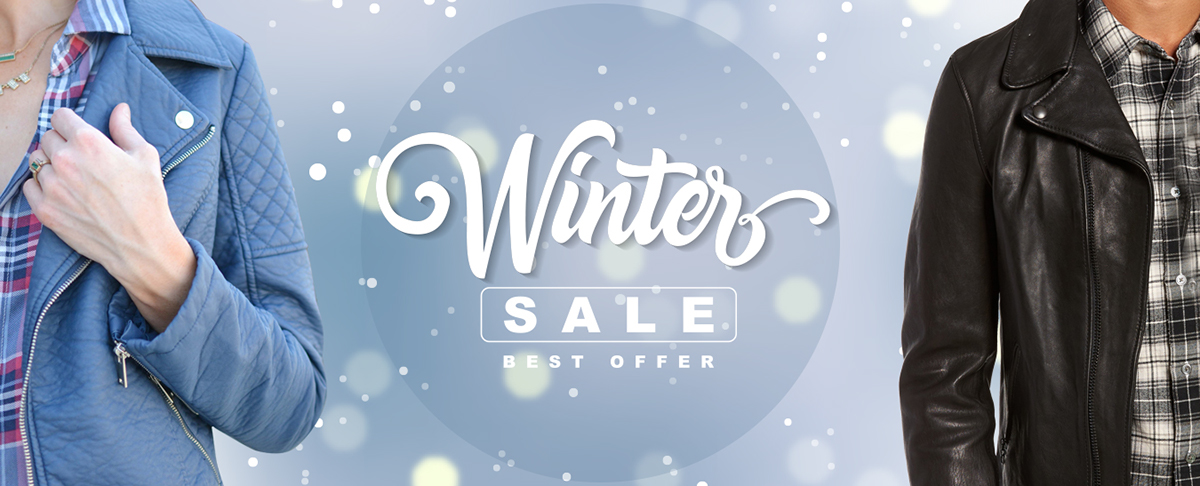 Winter Sale Banners App Store Optimization Banners
