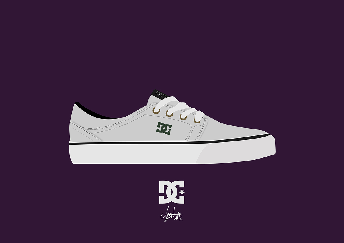 DISCLAIMER  I did not own any of these photos design. It belongs to it s  representative owner. Final result of my DC Shoes Trase ... 5c00ee0fe3bcc