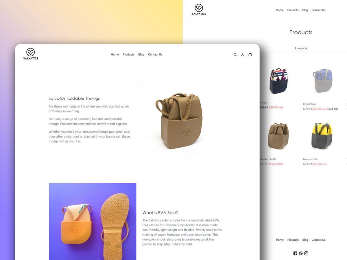Ecommerce HTML CSS Mobile responsive seo friendly Shopify Web Design  webite devlopment Website Design