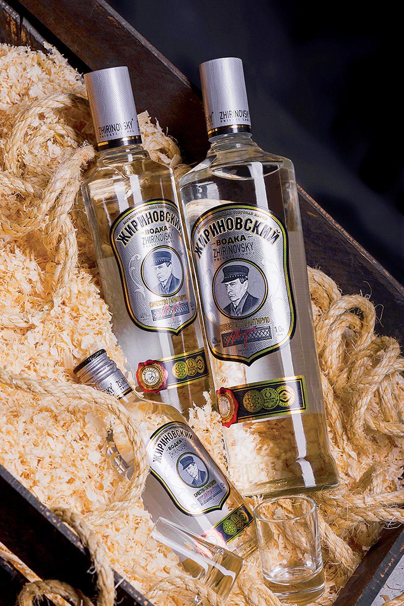 Zhirinovsky Vodka