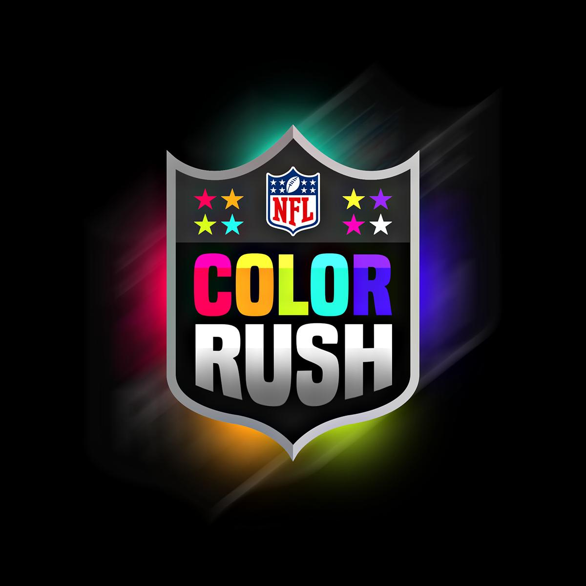 NFL Color Rush Uniforms on Behance a54bb0f42