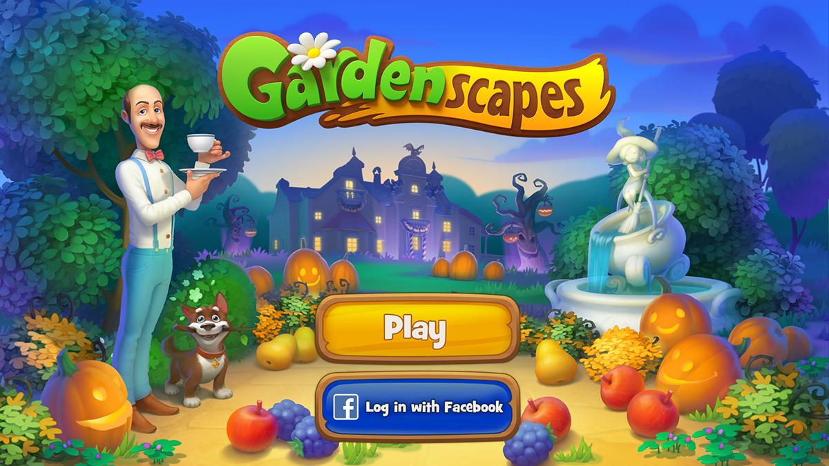 gardenscapes deutsch