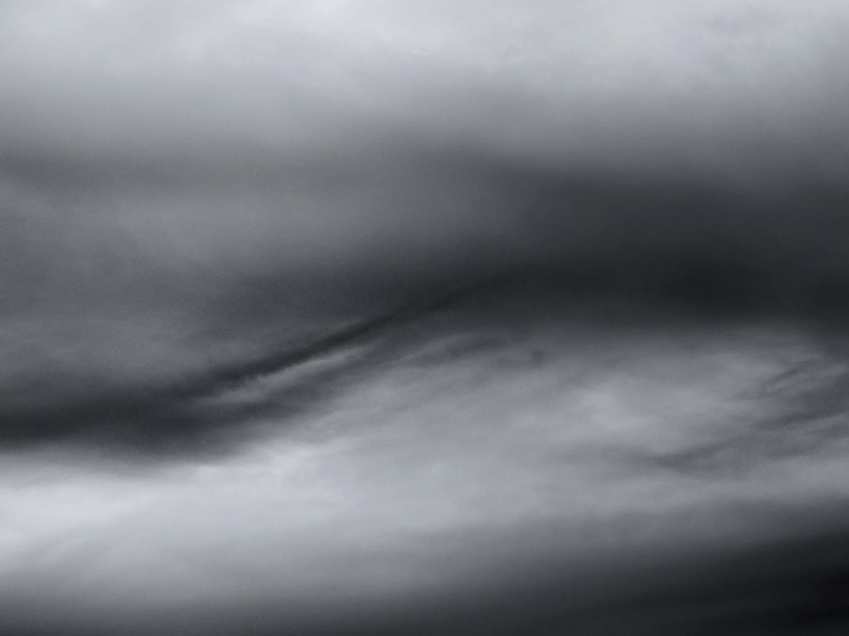 clouds atmosphere storm