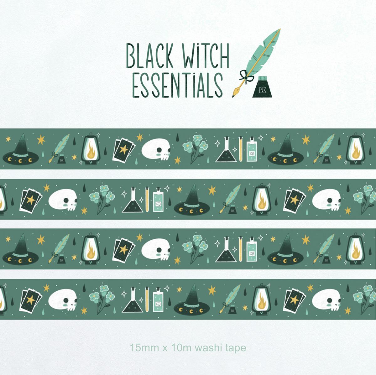 art art shop ILLUSTRATION  stationary Stationery washi tape