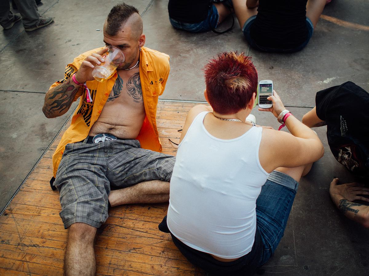 festival smartphone Documentary